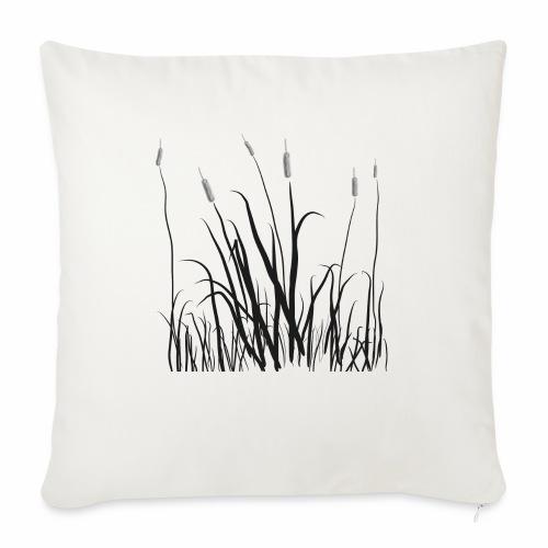 The grass is tall - Cuscino da divano 44 x 44 cm con riempimento