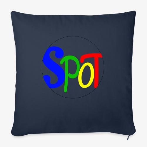 spotCircle Colour - Sofa pillow with filling 45cm x 45cm