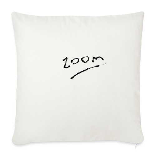Zoom cap - Sofa pillow with filling 45cm x 45cm
