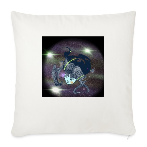 the Star Child - Sofa pillow with filling 45cm x 45cm
