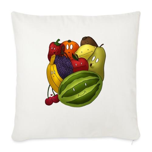 Happy Fruits - Sofakissen mit Füllung 44 x 44 cm