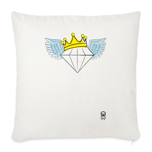 King Diamond Wings - Sofa pillow with filling 45cm x 45cm