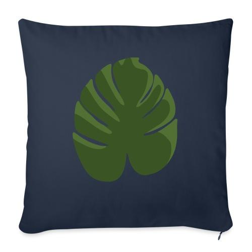 Green - Cuscino da divano 44 x 44 cm con riempimento