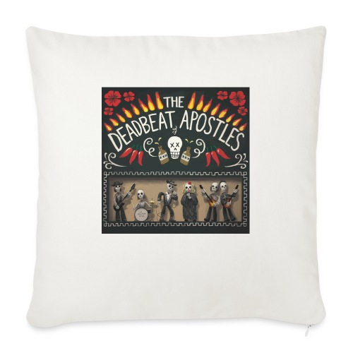 The Deadbeat Apostles - Sofa pillow with filling 45cm x 45cm