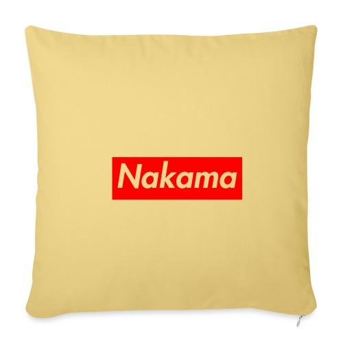 Nakama - Coussin et housse de 45 x 45 cm