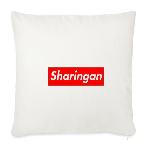 Sharingan tomoe - Coussin et housse de 45 x 45 cm