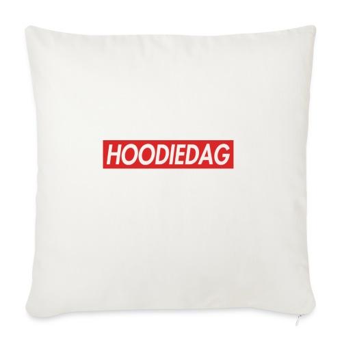 HOODIEDAG - Sofapude med fyld 44 x 44 cm