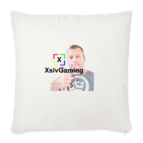 xsivgaming face - Sofa pillow with filling 45cm x 45cm