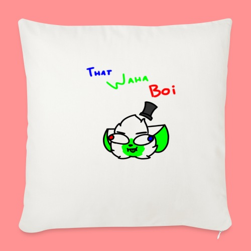 The Waha Boi - Sofa pillow with filling 45cm x 45cm