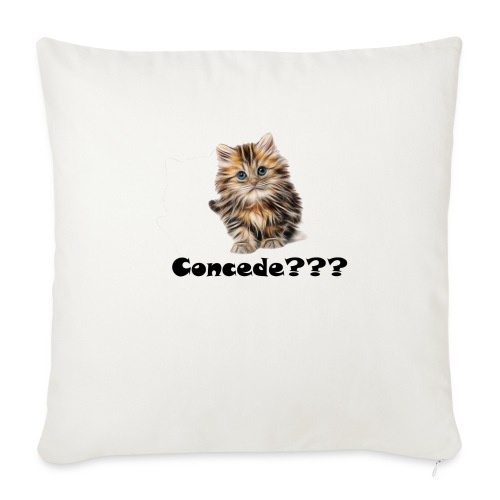 Concede kitty - Sofapute med fylling 44 x 44 cm