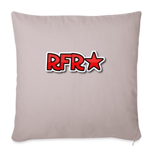 rfr logo - Sohvatyynyt täytteellä 44 x 44 cm