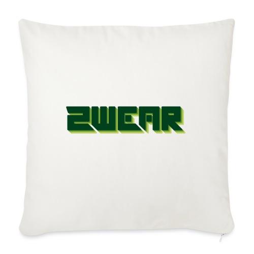 √ 2wear box logo - Sofapude med fyld 44 x 44 cm