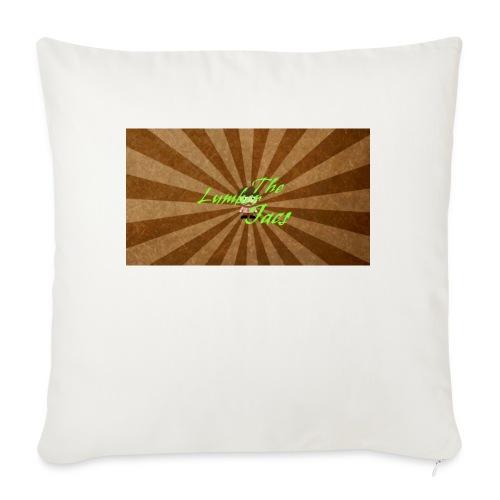 THELUMBERJACKS - Sofa pillow with filling 45cm x 45cm
