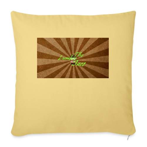 THELUMBERJACKS - Sofa pillow with filling 45cm x 45cm