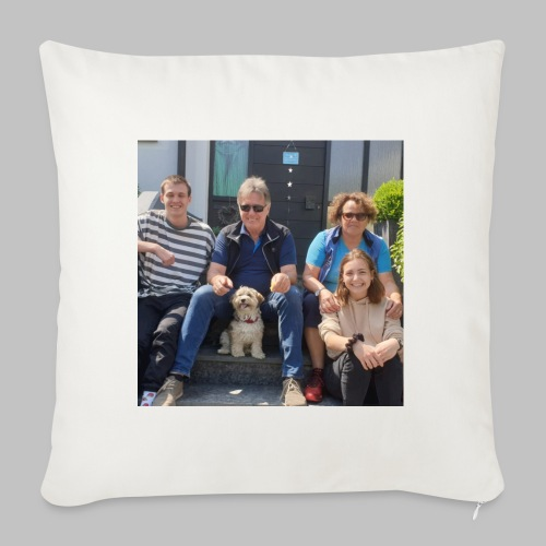 kissen - Sofa pillow with filling 45cm x 45cm