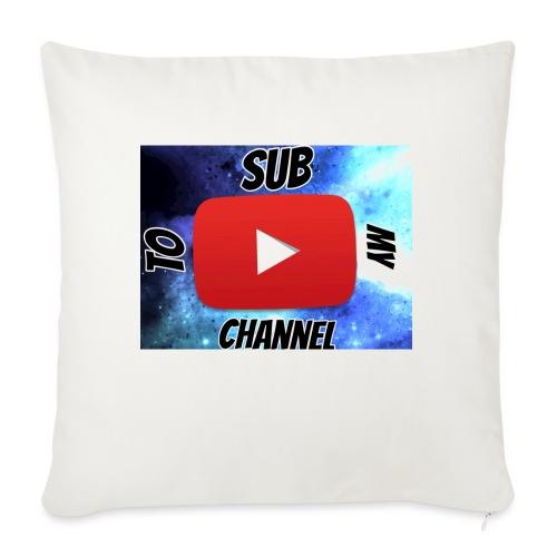 Ethan Bradshaw - Sofa pillow with filling 45cm x 45cm