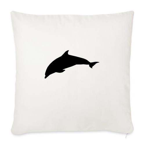 delfino - Cuscino da divano 44 x 44 cm con riempimento
