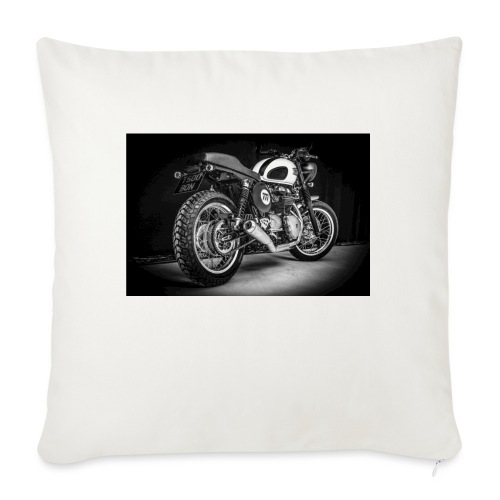 Monia's Thruxton 'Performance Scrambler' - Sofa pillow with filling 45cm x 45cm