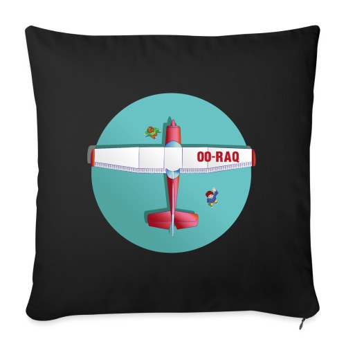 Cessna social distancing - Sofa pillow with filling 45cm x 45cm