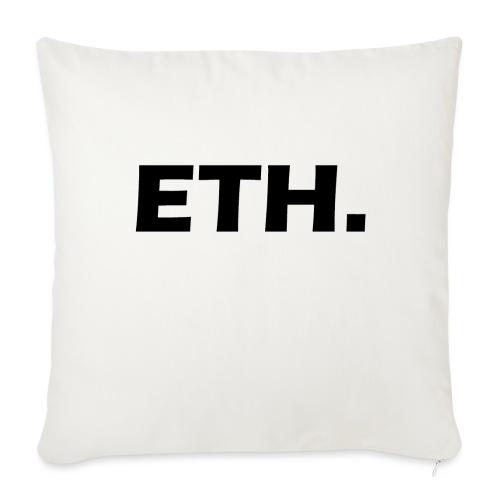 Ethereum - Sofakissen mit Füllung 44 x 44 cm
