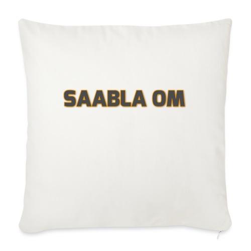 SAABLA OM - Soffkudde med stoppning 44 x 44 cm