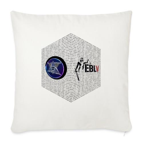 Dos Diseños - Sofa pillow with filling 45cm x 45cm