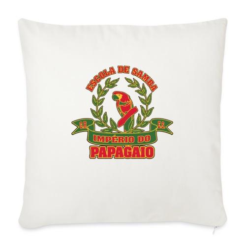 Papagaio logo - Sohvatyynyt täytteellä 44 x 44 cm