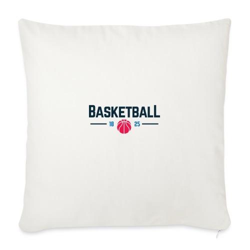 Basketball - Cuscino da divano 44 x 44 cm con riempimento