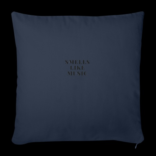 smells like music - Bankkussen met vulling 44 x 44 cm
