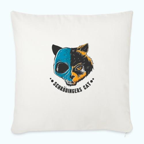 Schrödinger's Cat - Sofa pillow with filling 45cm x 45cm