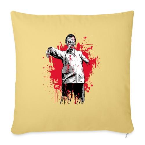 zombie - Coussin et housse de 45 x 45 cm