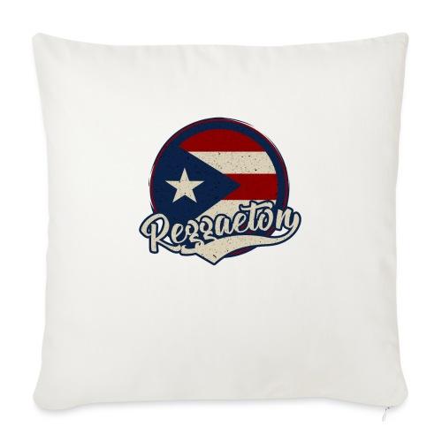 Reggaeton Music - Puerto Rico - Sofakissen mit Füllung 44 x 44 cm