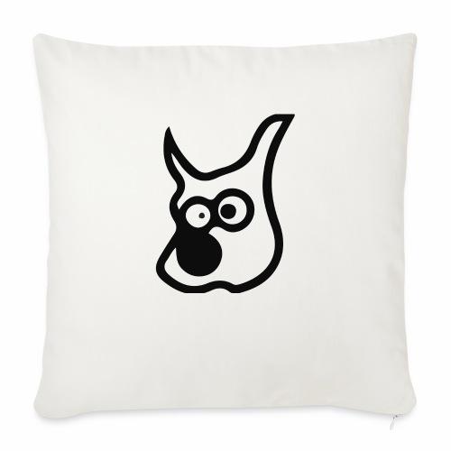 e17dog - Sofa pillow with filling 45cm x 45cm