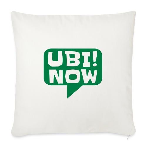 UBI! NOW - The movement - Sofa pillow with filling 45cm x 45cm