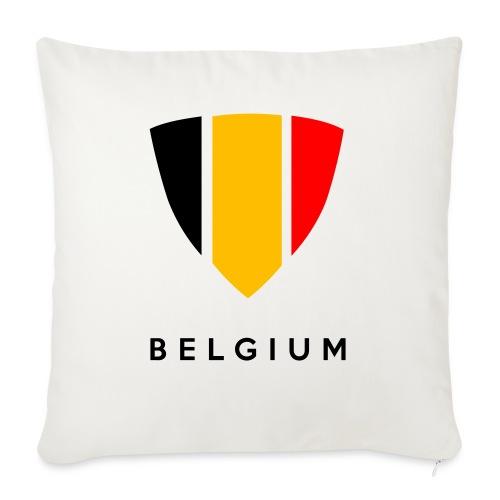 Bouclier de Belgique 2021 - Coussin et housse de 45 x 45 cm