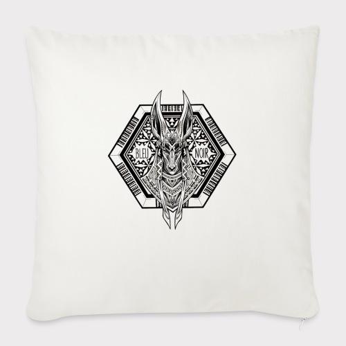 Anubi - Cuscino da divano 44 x 44 cm con riempimento