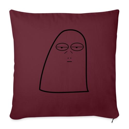 Simply Lenzuolo - Cuscino da divano 44 x 44 cm con riempimento