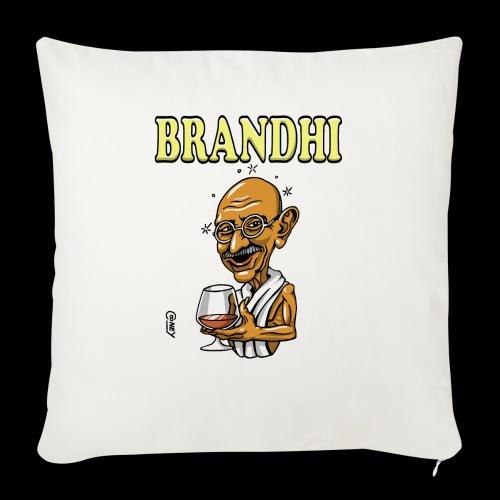Brandhi - Sofa pillow with filling 45cm x 45cm