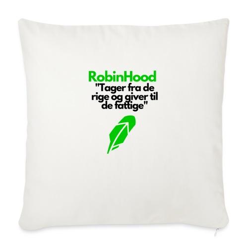 Robinhood - Sofapude med fyld 44 x 44 cm