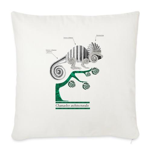 chameleo architecturalis - Coussin et housse de 45 x 45 cm
