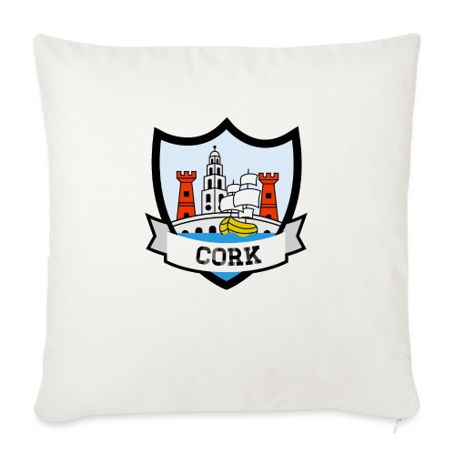 Cork - Eire Apparel - Sofa pillow with filling 45cm x 45cm