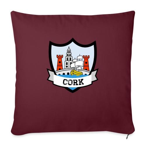 Cork - Eire Apparel - Sofa pillow with filling 45cm x 45cm