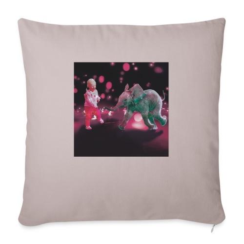 Dance Baby - Sofapute med fylling 44 x 44 cm