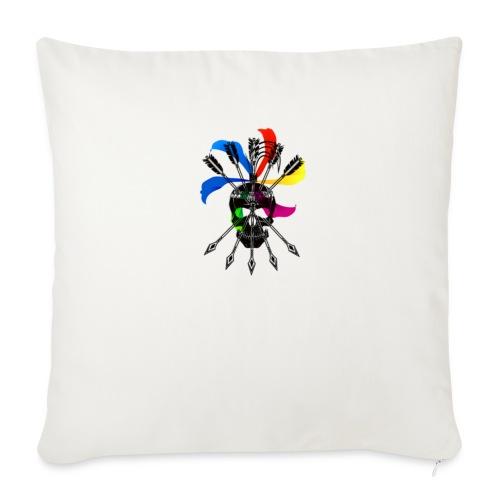 Blaky corporation - Cojín de sofá con relleno 44 x 44 cm