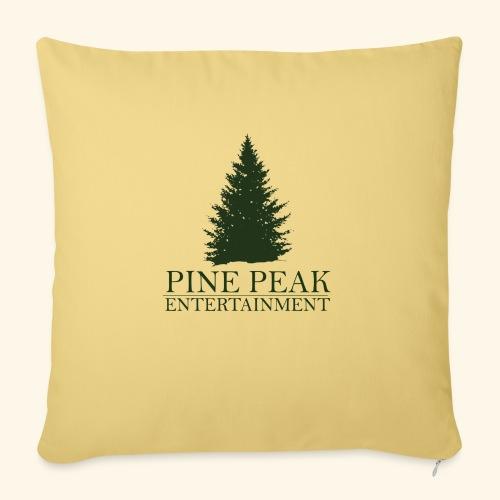 Pine Peak Entertainment - Bankkussen met vulling 44 x 44 cm