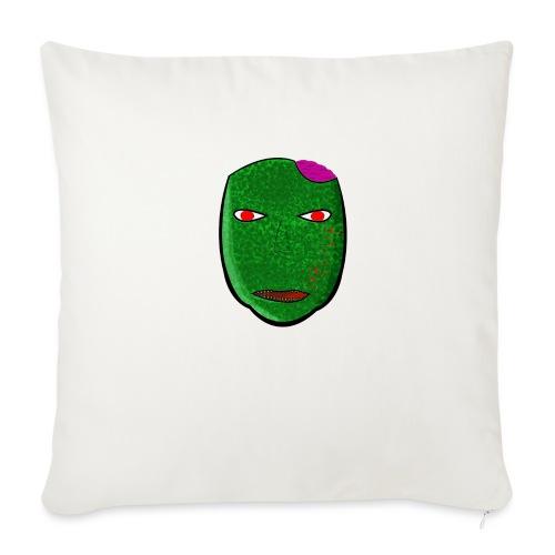 DELIVE - Poduszka na kanapę z wkładem 44 x 44 cm
