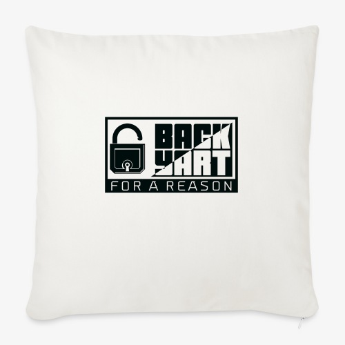 backart - for a reason - Sofa pillow with filling 45cm x 45cm