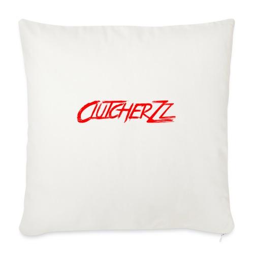 Spreadshirt written logo - Coussin et housse de 45 x 45 cm
