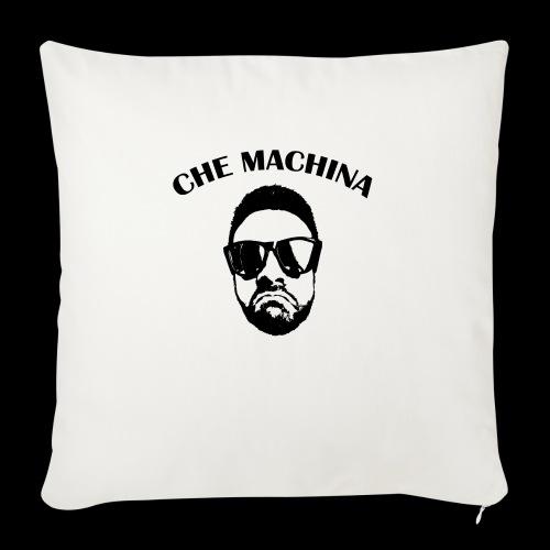 CHE MACHINA - Cuscino da divano 44 x 44 cm con riempimento