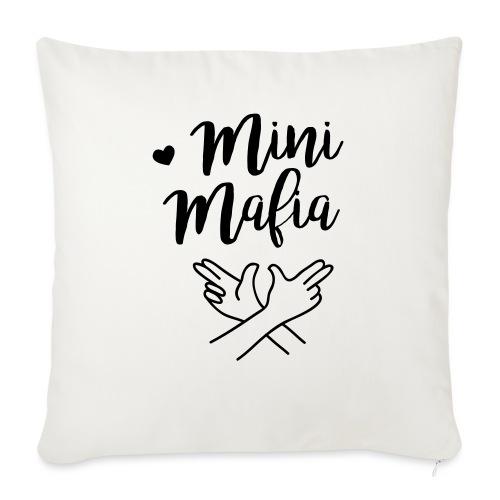 Mini-Mafia Langarmshirt (Teenager) - Sofakissen mit Füllung 44 x 44 cm